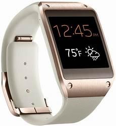 Smartwatch Damen Samsung - samsung galaxy gear smartwatch gold sm v700 price
