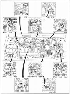 1 6 8v Tu5jp Motor Bosch Elektronik Enjeksiyon şeması