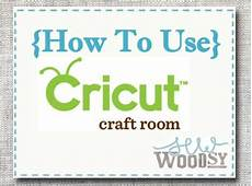 how to use cricut craft room sew woodsy