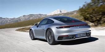 New Porsche 911 Carrera Revealed  2020 992 Debuts