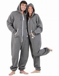 Buy Footed Pajamas Unisex Joggies Charcoal Gray X