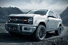 ford bronco 2020 this new 2020 ford bronco 4 door concept needs to become a