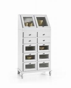 mobile a cassetti dispensa con cassetti in legno mobile artigianale