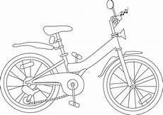Malvorlage Zum Ausdrucken Fahrrad Ausmalbild Transportmittel Fahrrad Kostenlos Ausdrucken