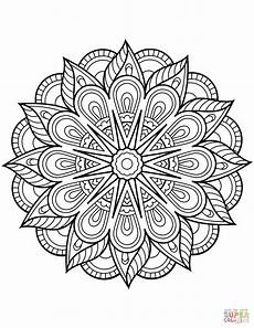 mandala coloring pages free 17945 flower mandala coloring page free printable coloring pages mandala coloring pages flower