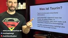 was kann was kann taurin