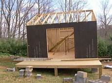 how to build a cabin house how to build a mortgage free small house for 5 900