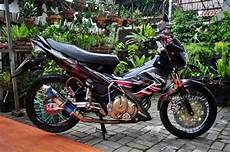 Modifikasi Satria Fu Standar by Modifikasi Satria Fu Simple