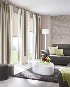 wohnzimmer gardinen modern gardinen sonnenschutz plissee livingreet modern von