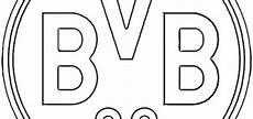 Vfb Malvorlagen Logo Bvb Dortmund Zum Ausmalen