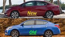 new 2020 nissan versa sedan vs nissan versa sedan