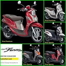 Modifikasi Fino Premium by Warna Baru Yamaha Fino Premium Dan Fino Sporty Tahun 2017