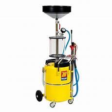 Aspiratore Recuperatore Pneumatico Per Olio Esausto 65 L
