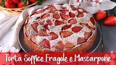 Dolce Con Le Fragole Fatto In Casa Da Benedetta | torta soffice fragole e mascarpone ricetta facile fatto in casa da benedetta youtube