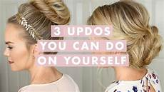 easy bridesmaid hairstyles to do yourself 3 stunning updos that you can do on yourself hair