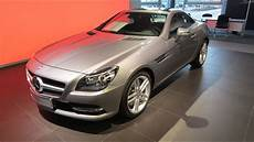 2015 Mercedes Slk 200 Roadster Be