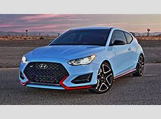 2020 Hyundai Veloster N Review   Performance, handling