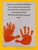 Hand And Foot Print Crafts On Pinterest  Footprint