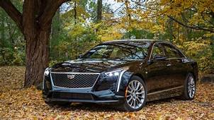 2019 Cadillac CT6 Review Handsome And Competent In Base