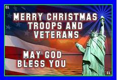 merry christmas troops and veterans may god bless you god bless you merry christmas