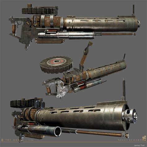 M86 Sniper Rifle