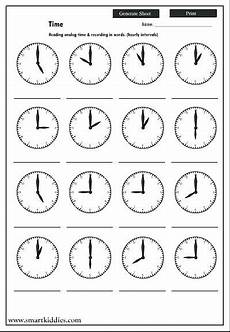 best photos of analog clock worksheets reading picture worksheet telling time math grade aids