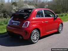 used 2014 fiat 500 abarth 500c custom convertible auto for