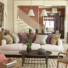 how to create a color flow throughout a home interior design