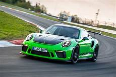 2018 Porsche 991 2 911 Gt3 Rs Performance Review Motor