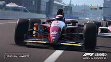 On Preview F1 2018 Ps4 Playstation Universe