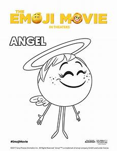 Emoji Malvorlagen Edit Printable Emoji Coloring Pages Theemojimovie