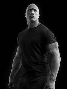The Rock Dwayne Johnson - dwayne johnson by berg time 100
