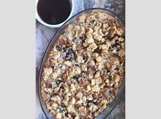 creole bread pudding with bourbon sauce_image