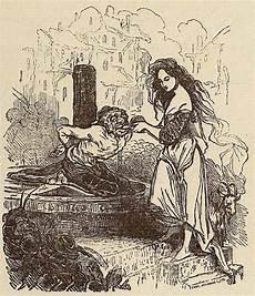Quasimodo Malvorlagen Novel Tony Johannot Esmeralda And Quasimodo A Cover Drawing Of