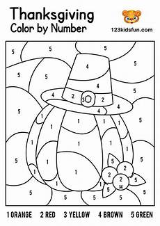 color by number thanksgiving coloring pages 18152 free thanksgiving printables