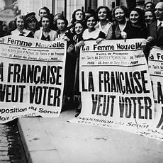 Droit De Vote Des Femmes Les Femmes Ont Le Droit De Vote