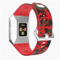 Kaload Silicone Smart Bracelet Band by Smart Accessories Kaload Silicone Camouflage Smart