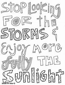 quotes coloring pages printable quotesgram