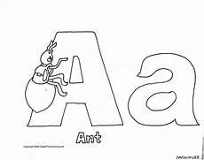 Buchstaben Ausmalbilder Zum Drucken Malvorlagen Fur Kinder Ausmalbilder Buchstaben Kostenlos
