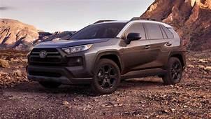 2020 Toyota RAV4 TRD Off Road Debuts With Trail Ready Tweaks