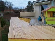 structure terrasse bois terrasse bois