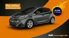 Sixt Neuwagen Top Deal Peugeot 208 Ab 80 Im Monat