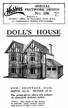 tudor dolls house plans tudor dolls house hobbies no186 special the brighton