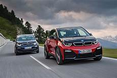 bmw electrique 2018 2018 bmw i3 electric car range adds sportier i3s version