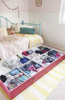 Small Space Small Bedroom Organization Ideas by 9 Creative Ways To Add Storage To A Small Space