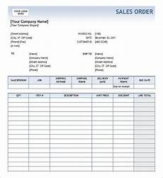 order form template 19 download free documents in pdf word excel