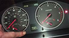 reset time for regular service volvo s40 reset service