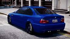 bmw e46 tuning bmw m3 e46 tuning 2001 for gta 4