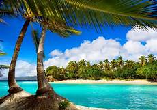 vacation beach summer tropical sea palms paradise ocean wallpaper 4028x2835 468821 wallpaperup