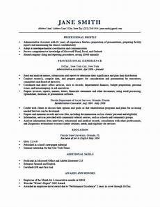 professional resume templates resume profile resume